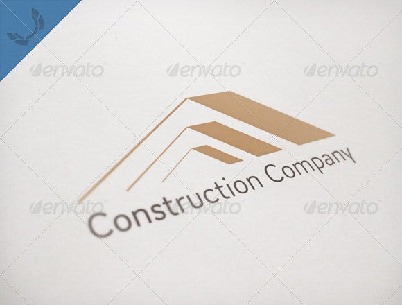 construction company logo templates free choice image