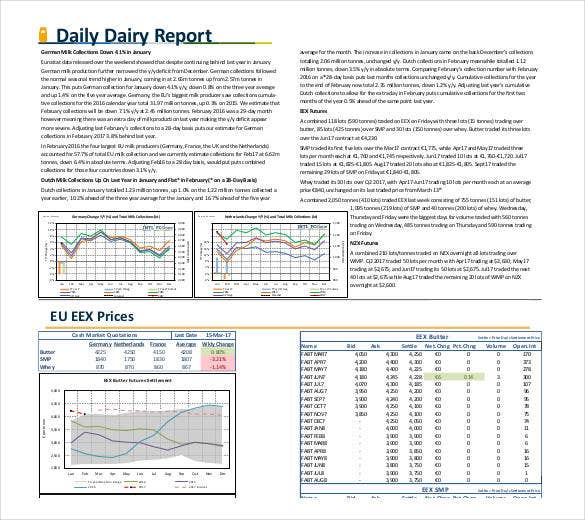 sample-daily-dairy-report
