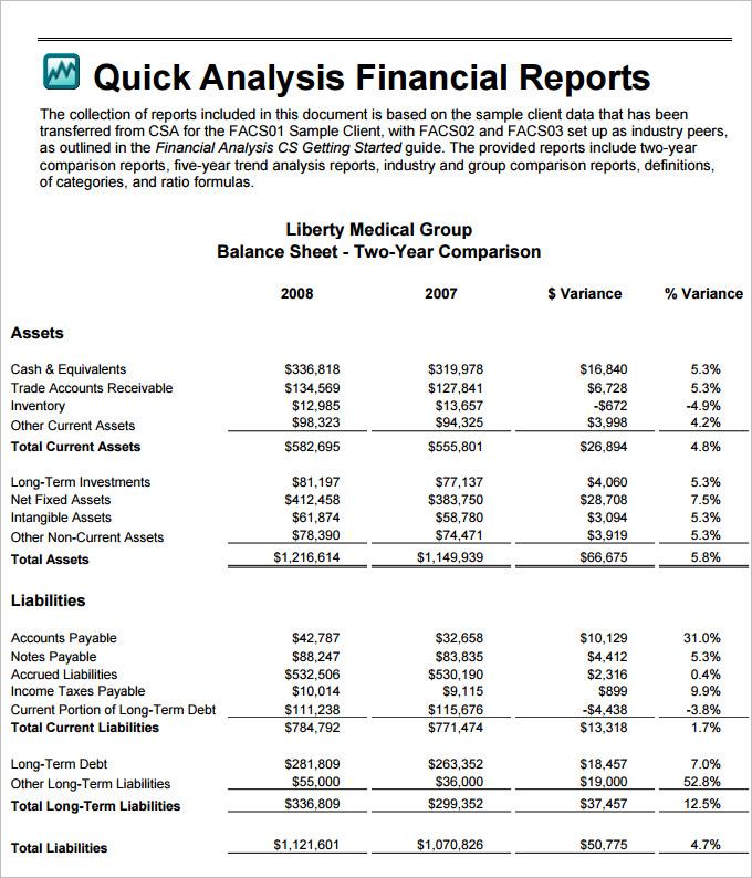 Analysis reports — pic 15