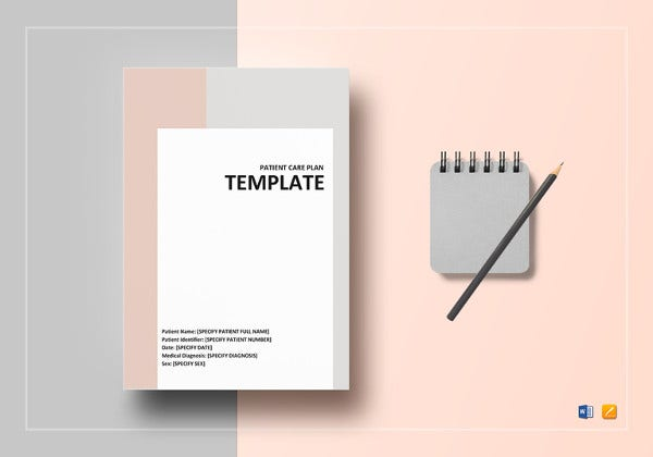 sample-patient-care-plan-template