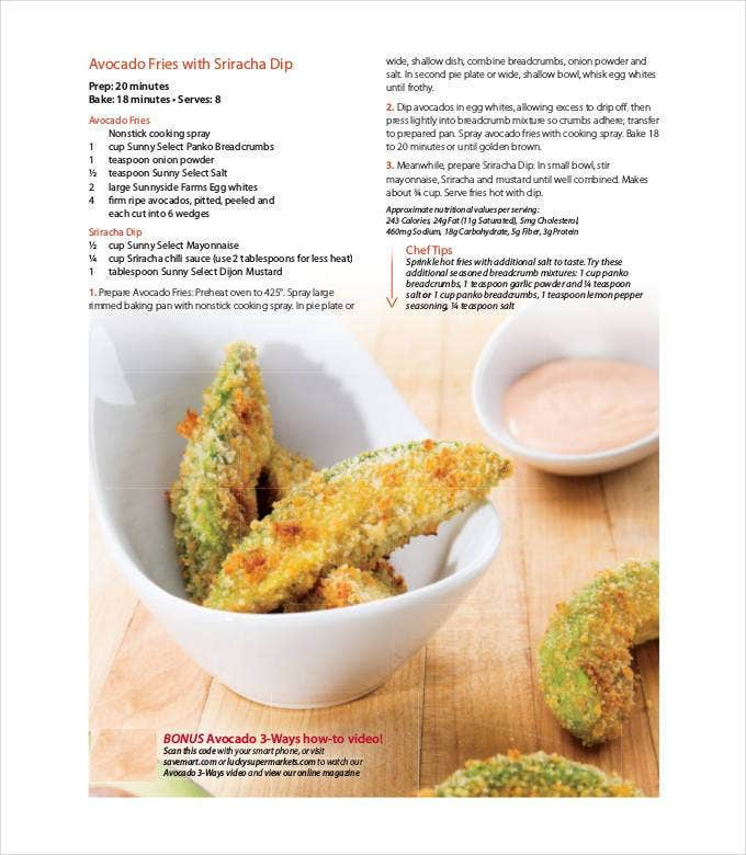 Amazing blank recipe template 38 examples in pdf word psd sample recipe magazine forumfinder Images