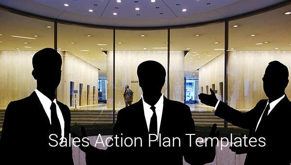 samplesalesactionplantemplates