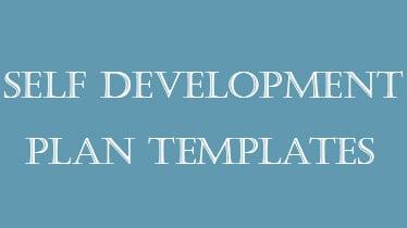 selfdevelopmentplantemplates