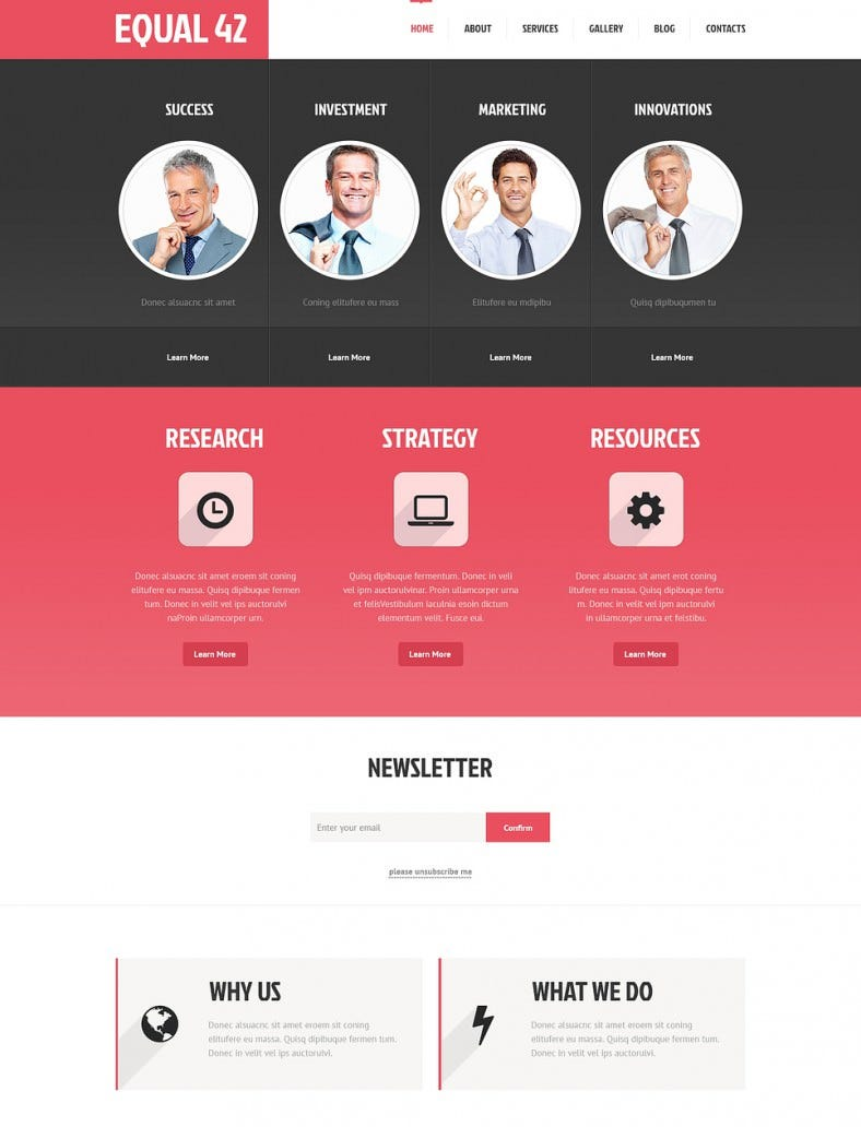 simple marketing agency wordpress template 45 788x1032