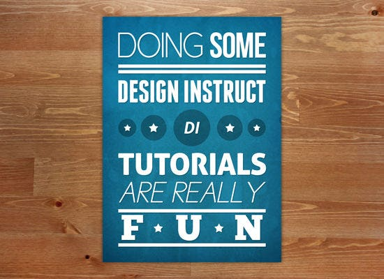 Simple-Poster-Making-Tutorials