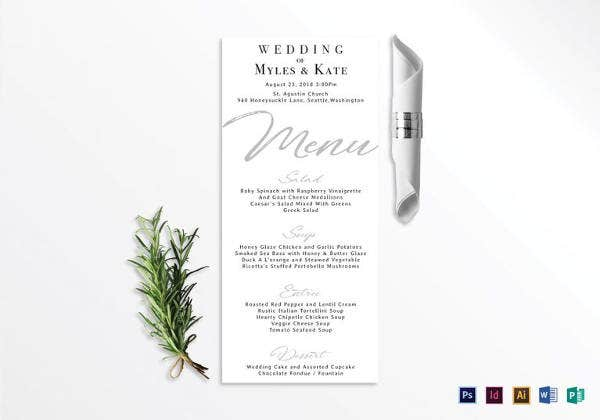 simple-wedding-menu-card-template