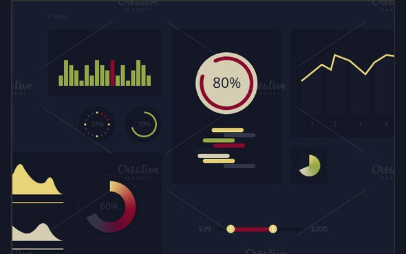 space user interface psd downloads