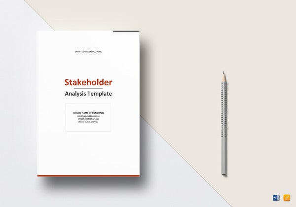 stakeholder analysis template2