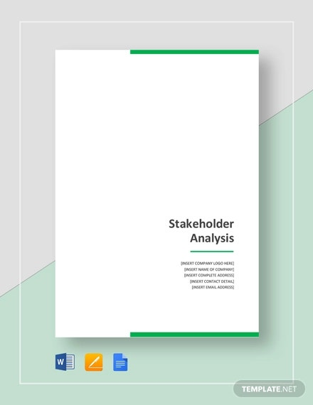 stakeholder analysis template4