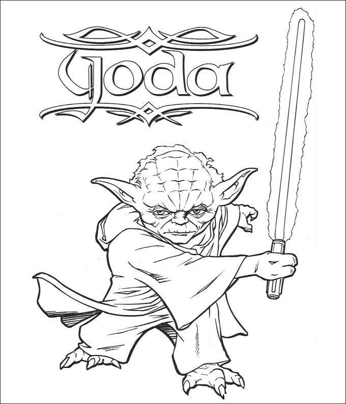 25+ Star Wars Coloring Pages - Free Coloring Pages Download Free &  Premium Templates