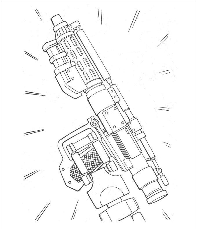 star wars coloring page free