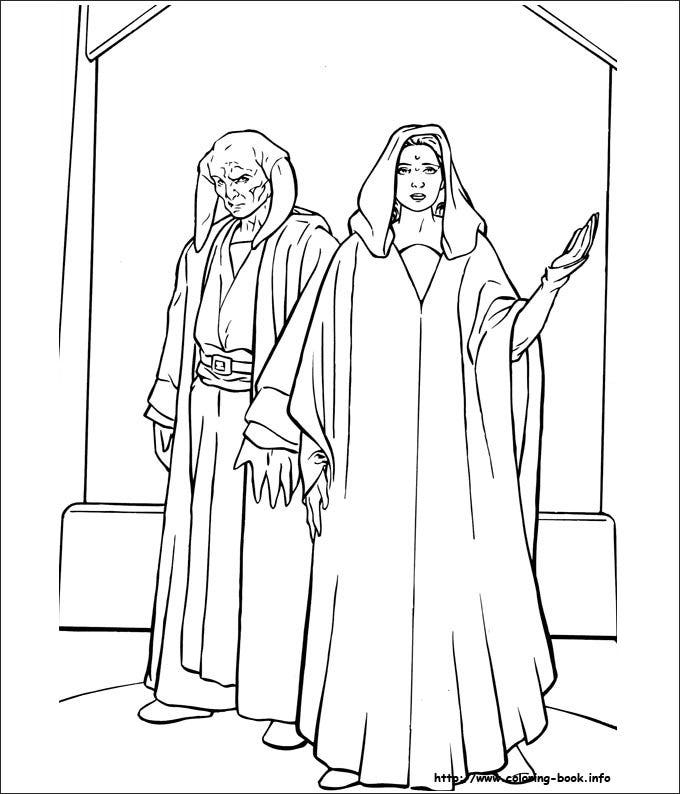 star warsa coloring pages | 25+ Star Wars Coloring Pages - Free Coloring Pages ...