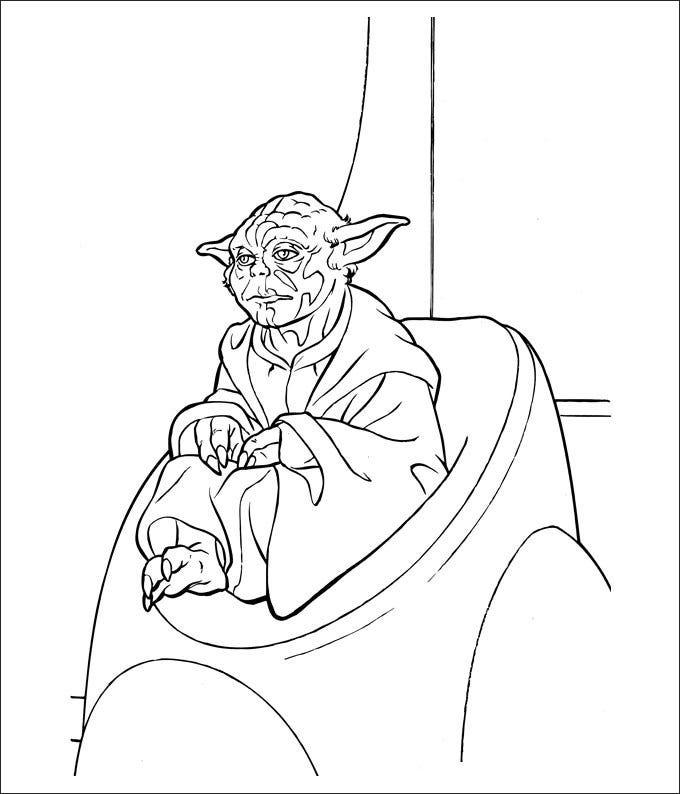 25+ Star Wars Coloring Pages - Free Coloring Pages Download | Free ...