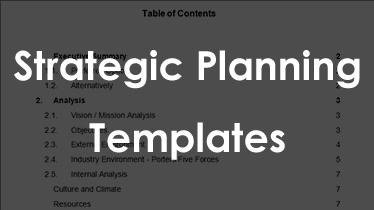 strategicplanningtemplates
