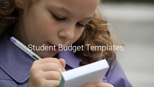 studentbudgettemplates