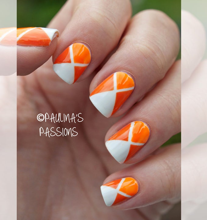 summer creative nail design