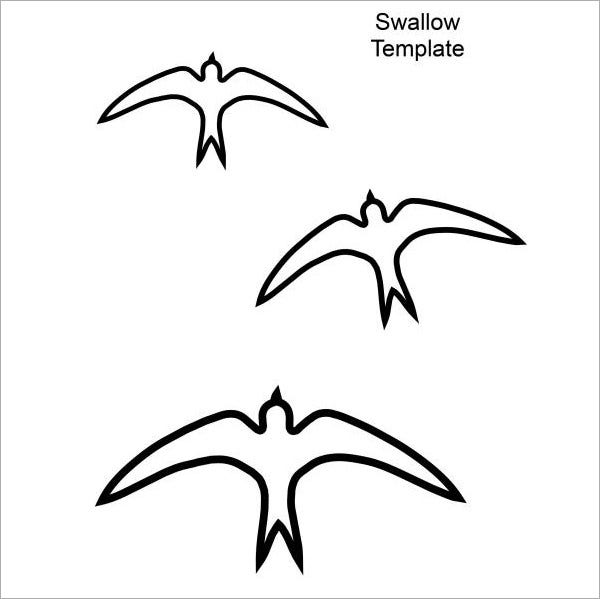 swallow template