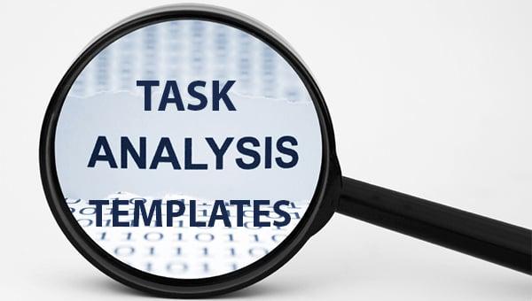 taskanalysistemplates
