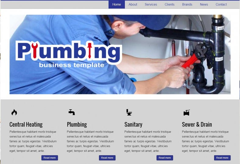 the plumbing wordpress theme 67 788x540