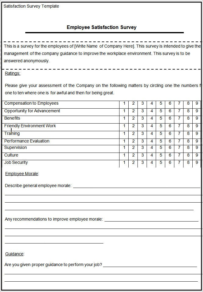 Survey Templates  PetitComingoutpolyCo