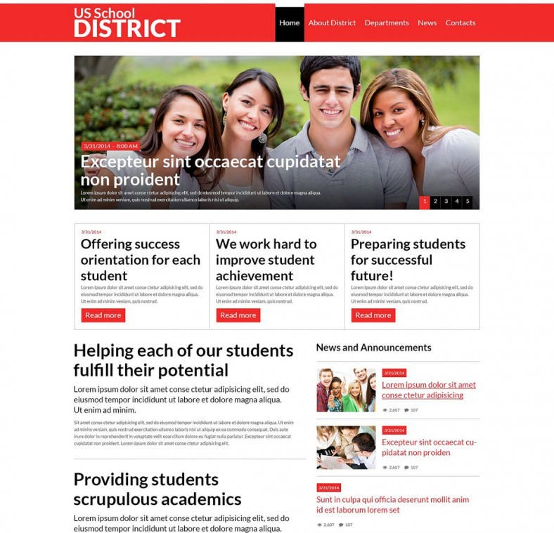 us school district joomla template 75 788x759