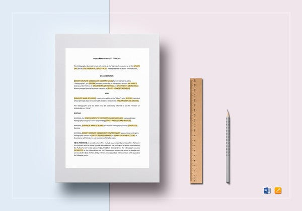videography-contract-template-in-apple-pages