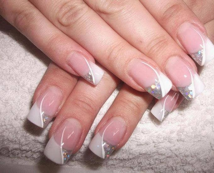 28 Amazing Wedding Nail Designs For Every Bride Free Premium
