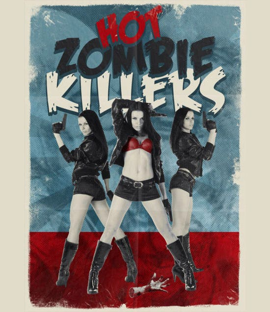 Zoombie-Killers-Poster-Making-Tutorials