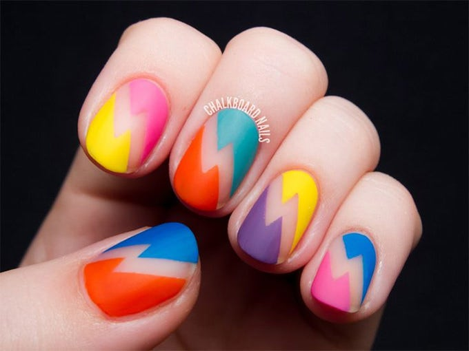 20 Crazysexy Nail Designs Free Premium Templates