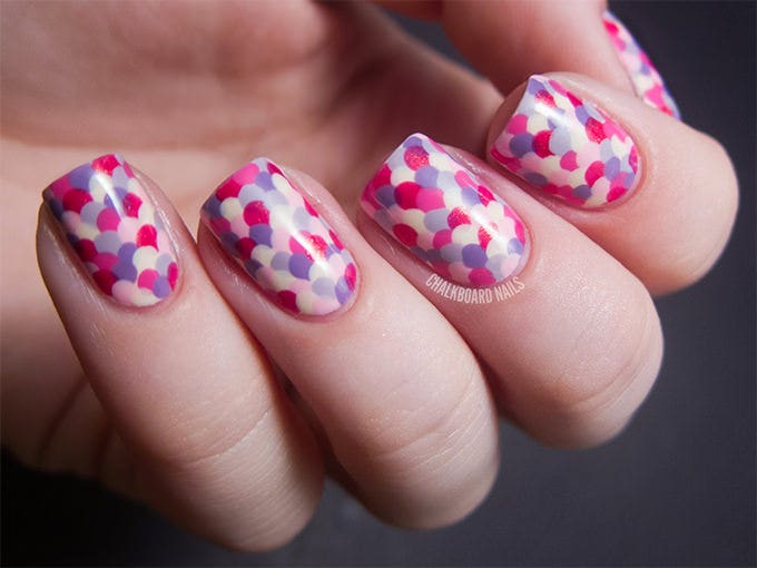 25 flower nail designs ideas free premium templates flower nail art prinsesfo Gallery