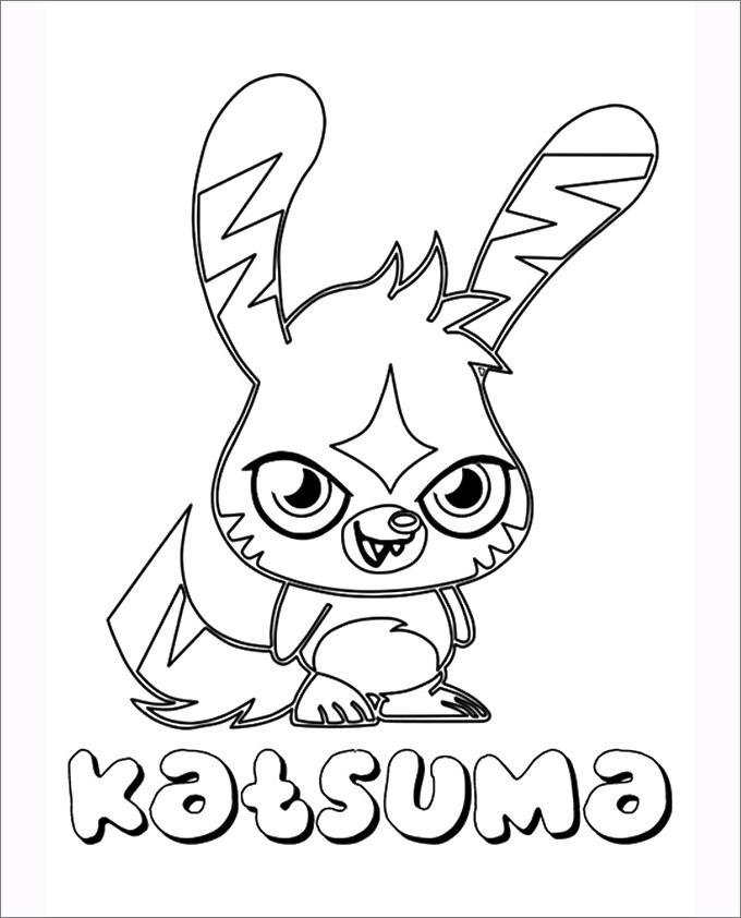 katsuma moshi monster