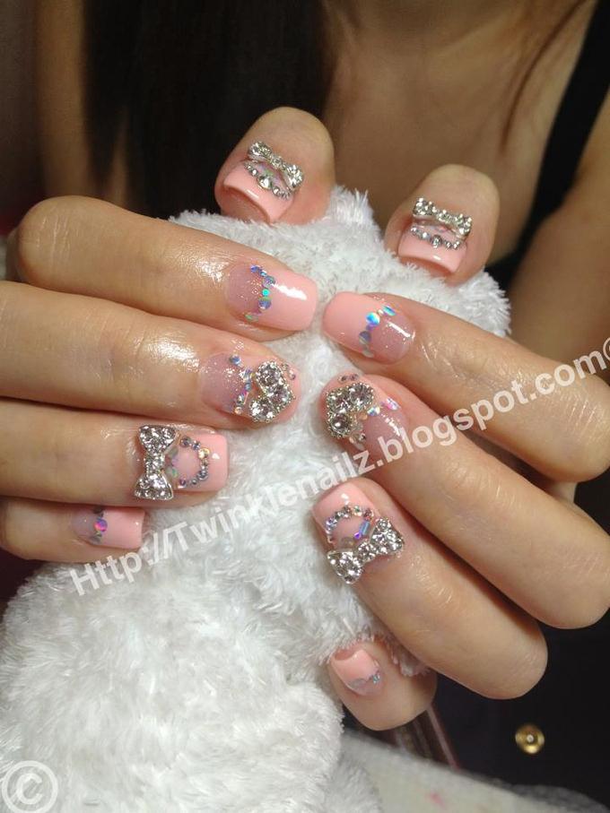 nails 3d design