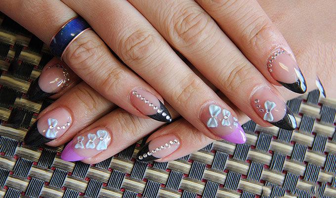 nails design 3d