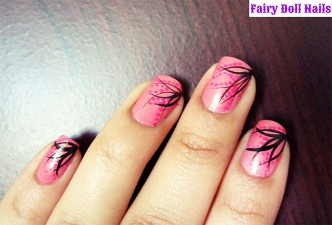 40+ Fabulous Collection of Pink Nail Designs | Free & Premium Templates