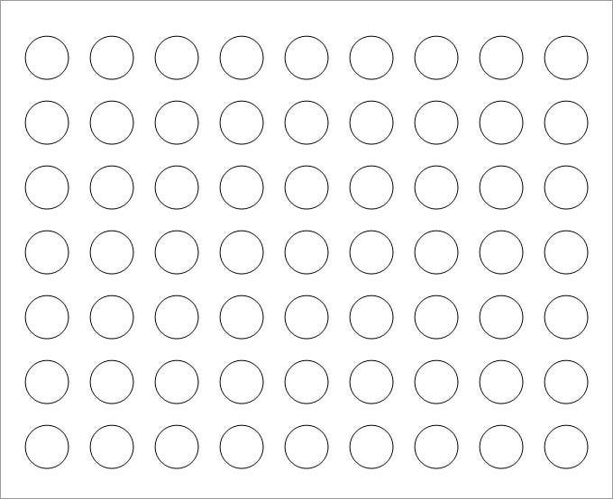 Blank Labels Blank Label Template – Blank Label Template