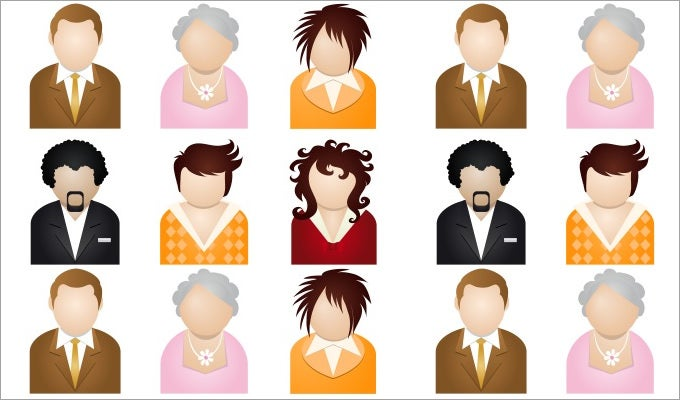 people icons by dapino
