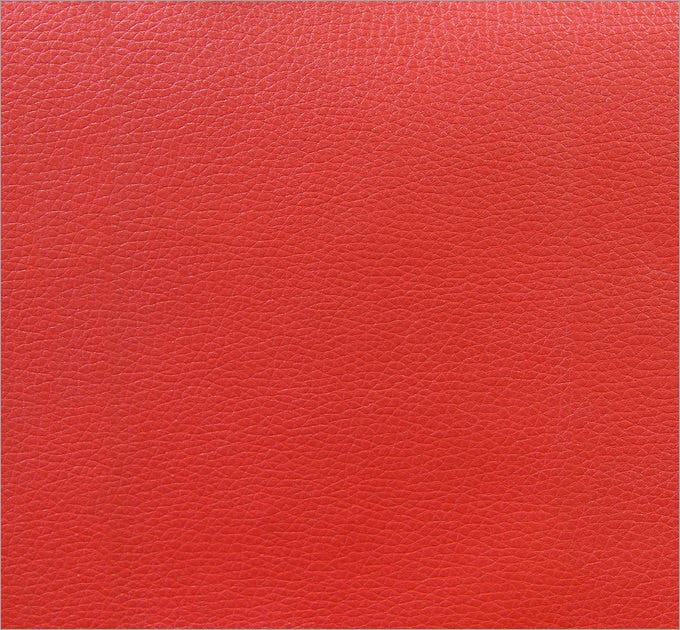 red leather texture light embossed fabric