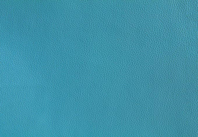 teal leather texture bright blue design