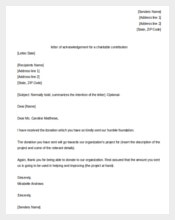 Letter-of-Acknowledgement-for-a-Charitable-Contribution-Download