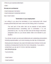 Letter-of-Termination-of-Employment-With-Notice