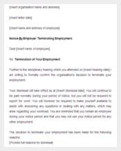 Notice-Period-Disciplinary-Termination-Letter