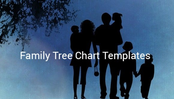 Family Tree Chart Template 9 Free Word Excel Pdf