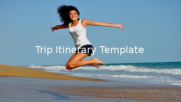 tripitinerarytemplate11