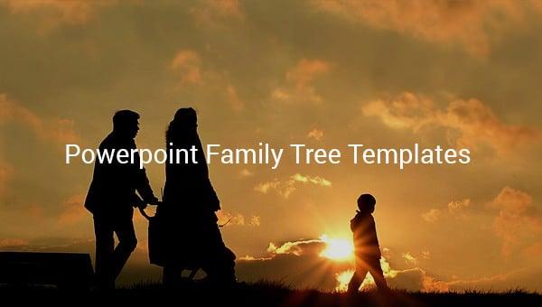 powerpointfamilytreetemplate