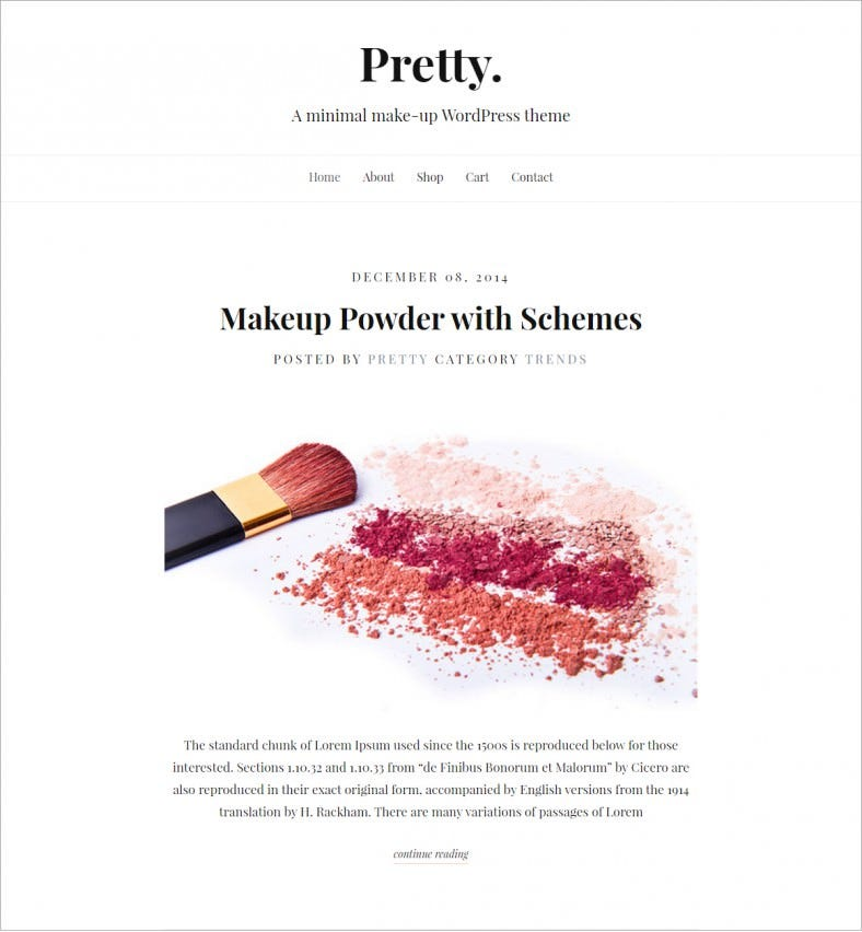 1 pretty make up artist responsive wordpress theme 58 788x852