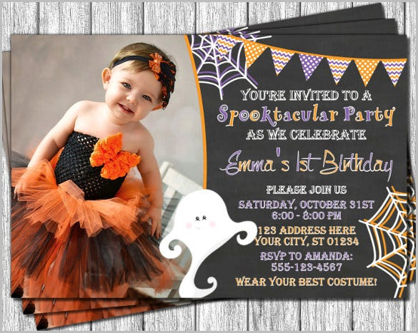 35 halloween invitation free psd vector eps ai format download costume party invitation halloween birthday invitation halloween invitation stopboris Choice Image