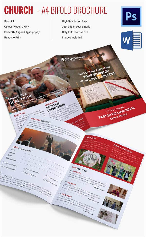 church-a4-bifold-brochure