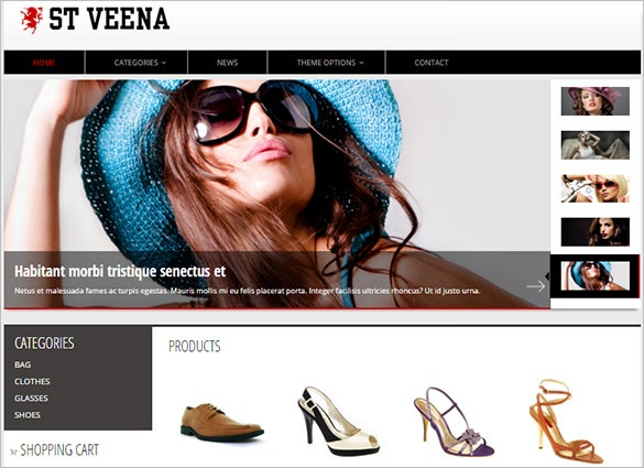 drupal fashion commerce theme