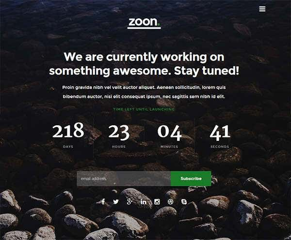 zoon php website template11