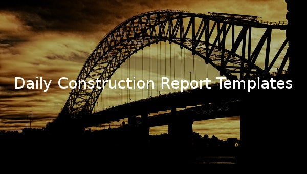 dailyconstructionreporttemplates